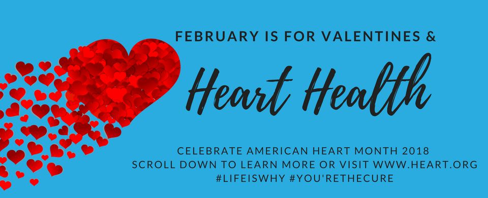 February is for Heart Health